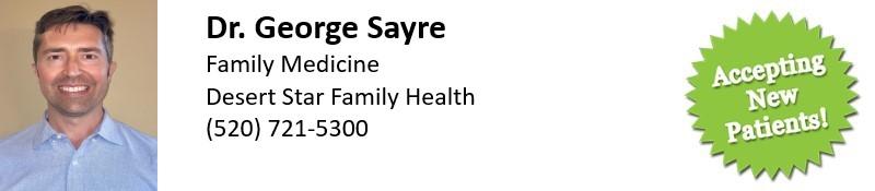 George Sayre, MD