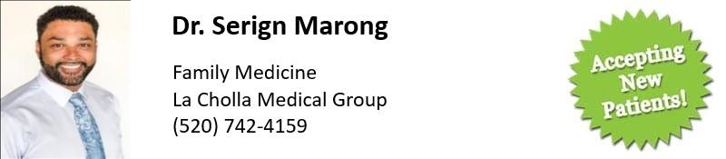 Serign Marong, MD